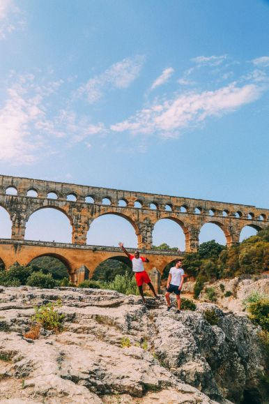 The Amazing Medieval French Town Of Aigues-Mortes... And The Stunning 2,000 Years Old Pont Du Gard (13)