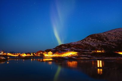 Visiting The Artic Circle in Tromso and Sommaroy in Norway, Europe. Northern Lights, Snow Mountains, Seaside (25) (13)