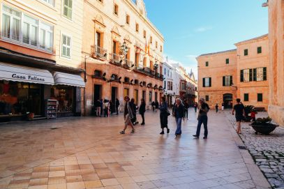 The Beautiful Spanish Town Of Ciutadella And The Secret Coves Of Menorca, Spain... (71)