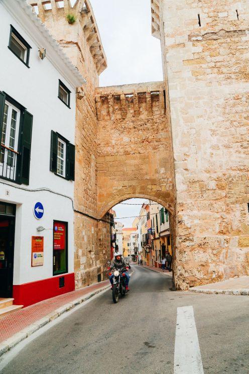The Spanish City Of Mahon... On The Island Of Menorca, Spain (7)
