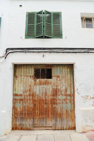 The Spanish City Of Mahon... On The Island Of Menorca, Spain (9)