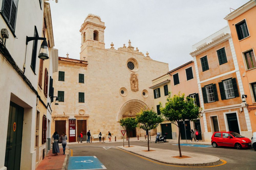 The Spanish City Of Mahon... On The Island Of Menorca, Spain (10)