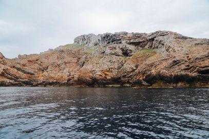 The Dramatic And Jagged Shoreline Of Menorca, Spain (8)