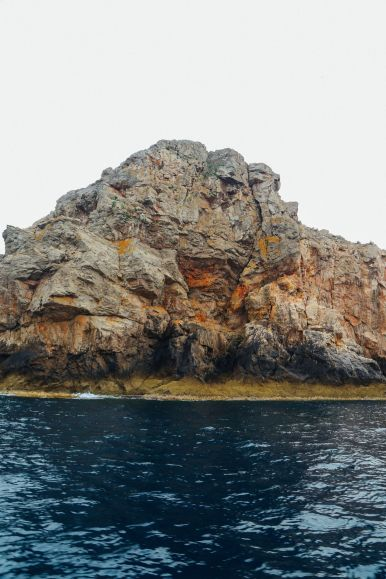 The Dramatic And Jagged Shoreline Of Menorca, Spain (10)