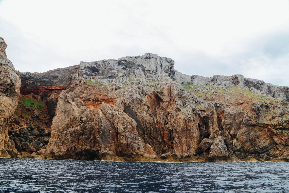 The Dramatic And Jagged Shoreline Of Menorca, Spain (15)