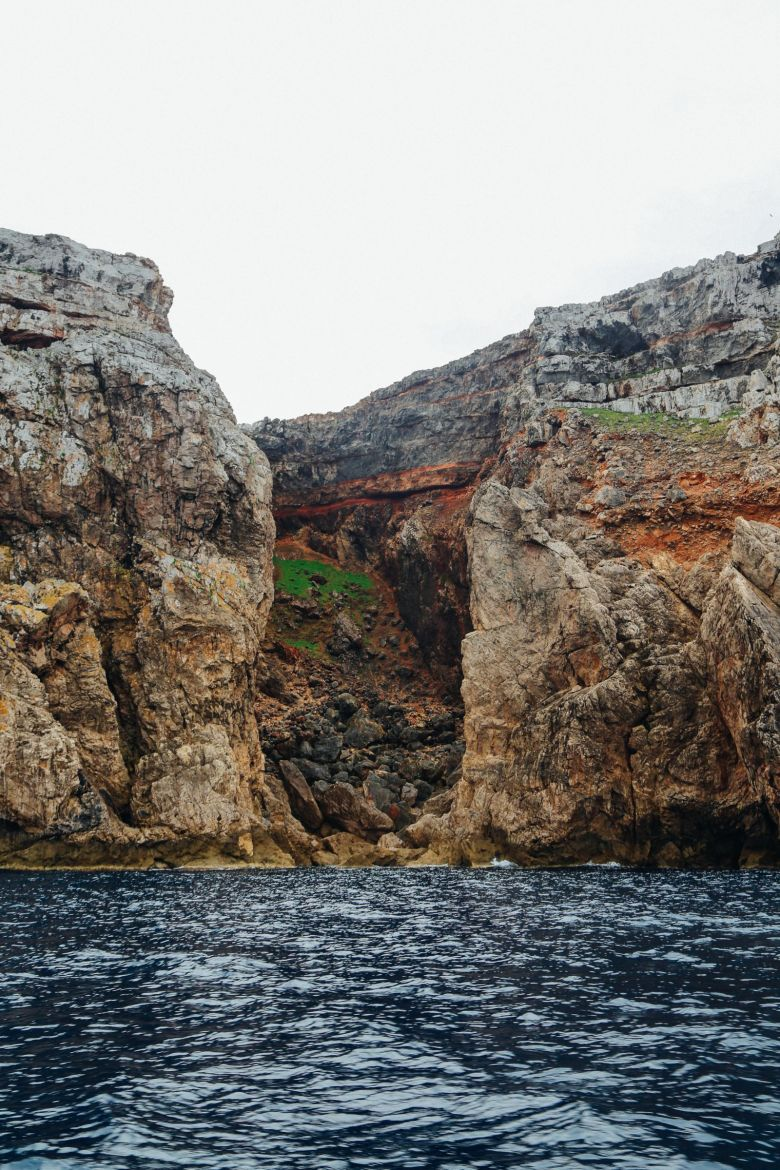 The Dramatic And Jagged Shoreline Of Menorca, Spain (16)