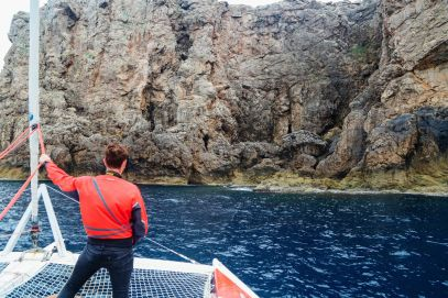 The Dramatic And Jagged Shoreline Of Menorca, Spain (18)