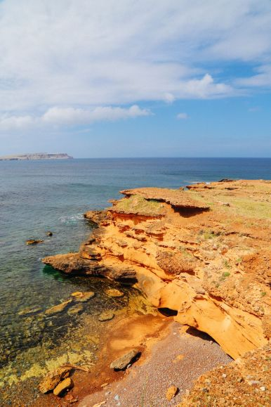 The Dramatic And Jagged Shoreline Of Menorca, Spain (36)