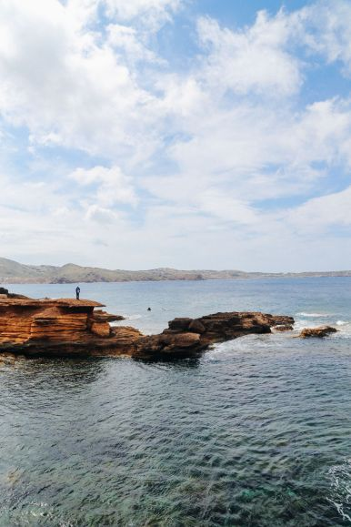 The Dramatic And Jagged Shoreline Of Menorca, Spain (38)