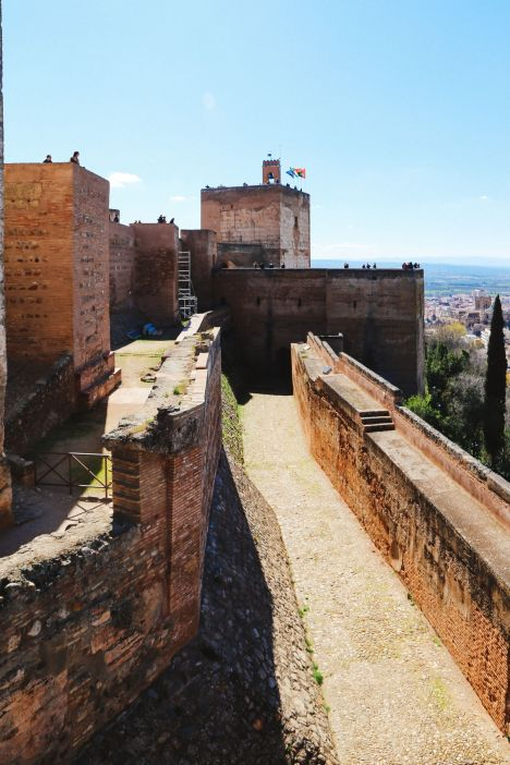The Amazingly Intricate Alhambra Palace of Spain (44)