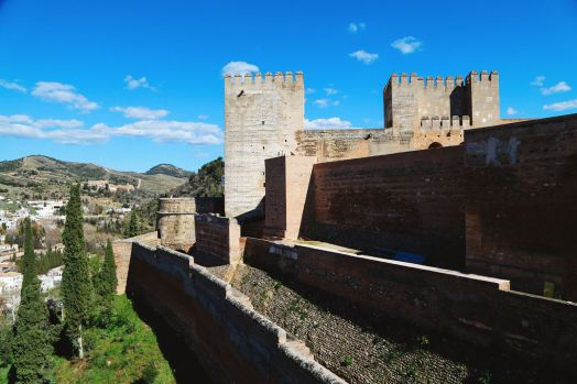 The Amazingly Intricate Alhambra Palace of Spain (47)
