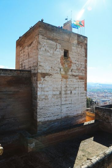 The Amazingly Intricate Alhambra Palace of Spain (49)