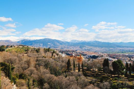 The Amazingly Intricate Alhambra Palace of Spain (57)