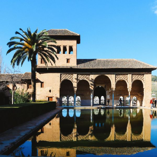 The Amazingly Intricate Alhambra Palace of Spain (79)