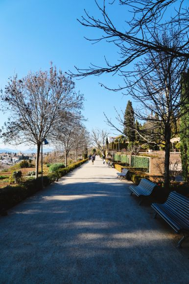 The Absolutely Beautiful Generalife Palace… In Granada, Spain (3)