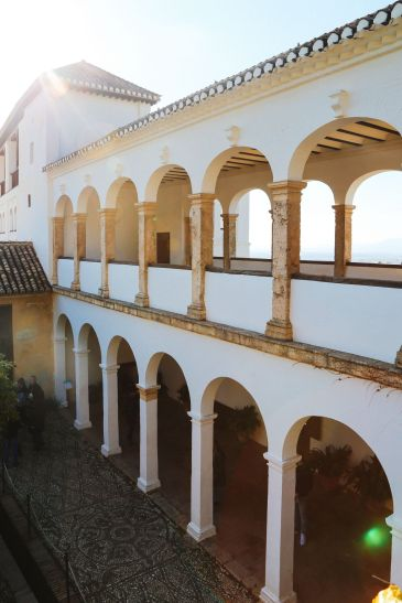 The Absolutely Beautiful Generalife Palace… In Granada, Spain (30)