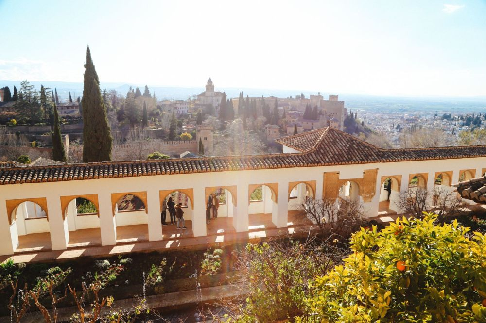 The Absolutely Beautiful Generalife Palace… In Granada, Spain (32)