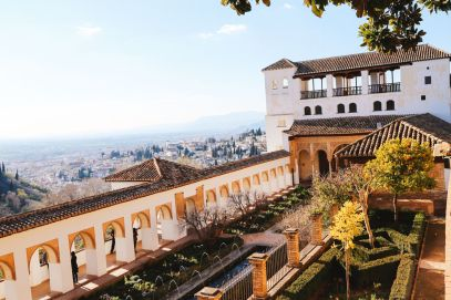 The Absolutely Beautiful Generalife Palace… In Granada, Spain (34)