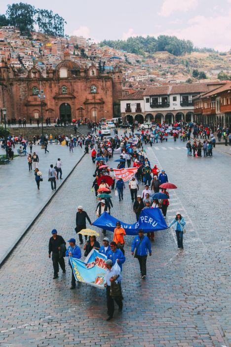 Exploring The Ancient Inca City Of Cusco, Peru (40)