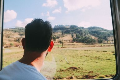 The Journey Up To Machu Picchu Village - Aguas Calientes, Peru (2)