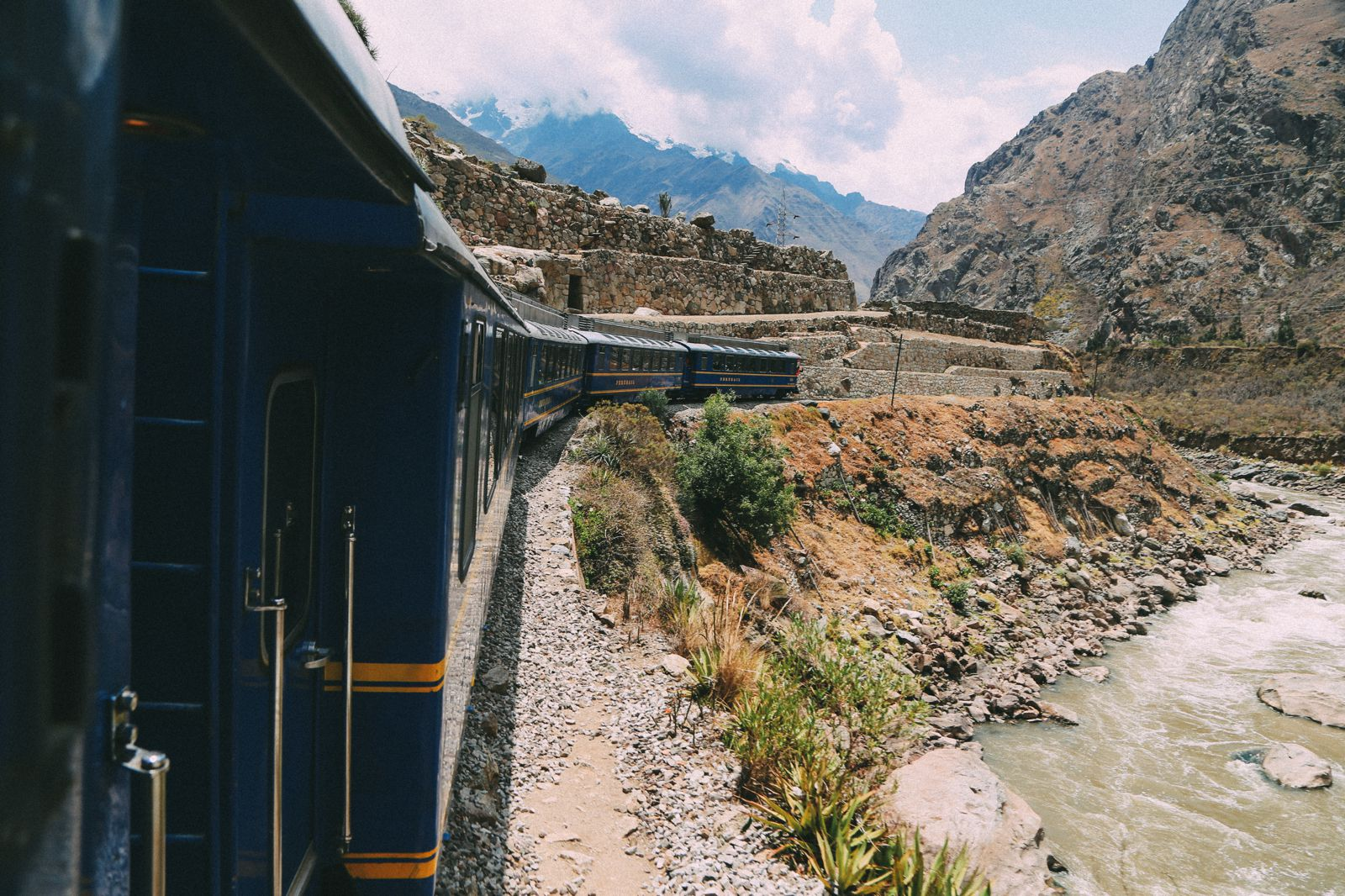 The Journey Up To Machu Picchu Village - Aguas Calientes, Peru (28)