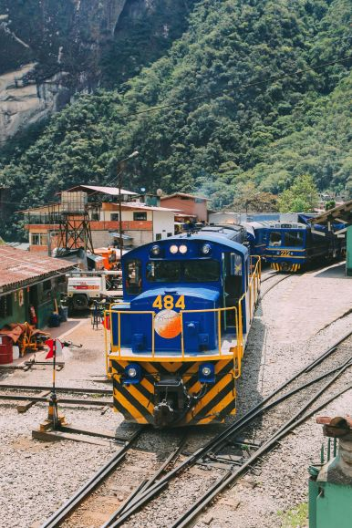 The Journey Up To Machu Picchu Village - Aguas Calientes, Peru (34)