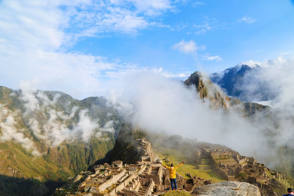 Visiting The Ancient Inca Site Of Macchu Picchu, Peru (20)