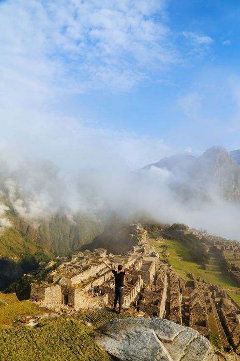 Visiting The Ancient Inca Site Of Macchu Picchu, Peru (22)