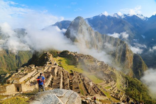 Visiting The Ancient Inca Site Of Macchu Picchu, Peru (26)