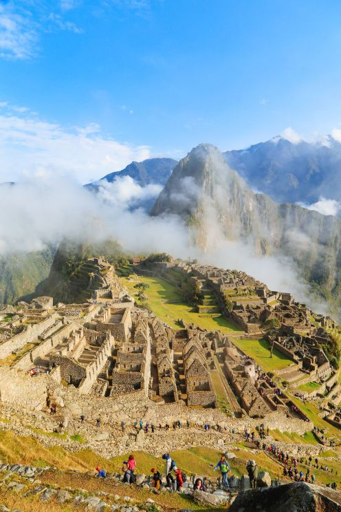 Visiting The Ancient Inca Site Of Macchu Picchu, Peru (28)