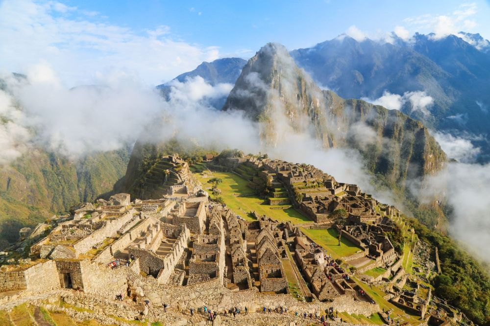 Visiting The Ancient Inca Site Of Macchu Picchu, Peru (29)