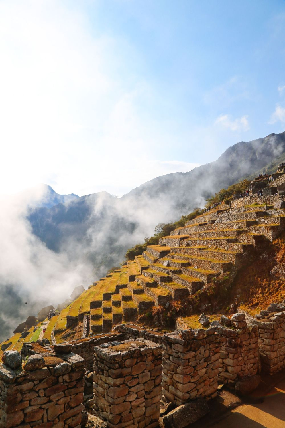 Visiting The Ancient Inca Site Of Macchu Picchu, Peru (30)