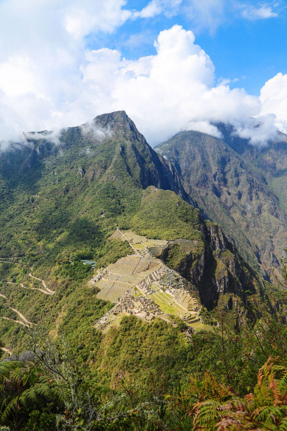 This Is The Most Unique View Of Machu Picchu – At The Top Of Huayna Picchu Mountain (26)