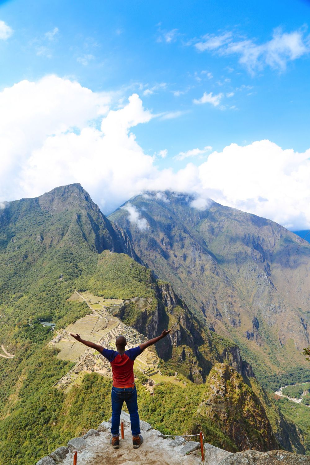 This Is The Most Unique View Of Machu Picchu – At The Top Of Huayna Picchu Mountain (27)