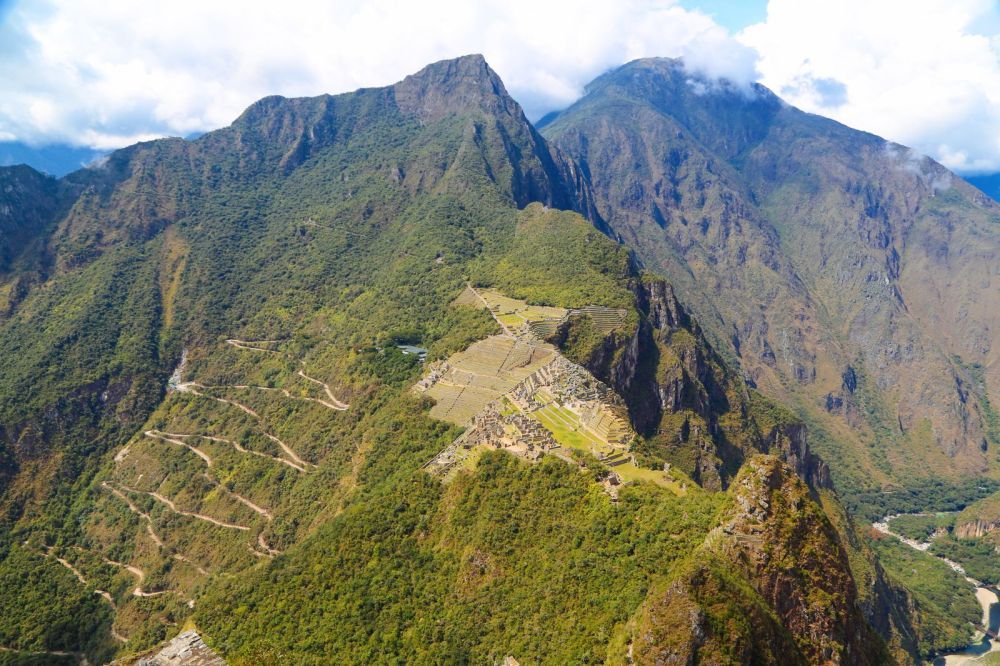 This Is The Most Unique View Of Machu Picchu – At The Top Of Huayna Picchu Mountain (31)