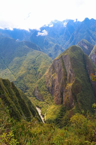 This Is The Most Unique View Of Machu Picchu – At The Top Of Huayna Picchu Mountain (32)