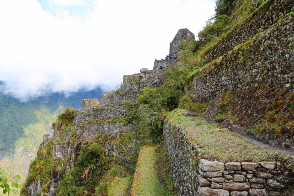 This Is The Most Unique View Of Machu Picchu – At The Top Of Huayna Picchu Mountain (35)