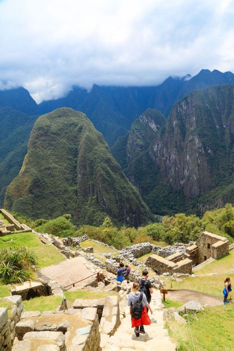 This Is The Most Unique View Of Machu Picchu – At The Top Of Huayna Picchu Mountain (52)
