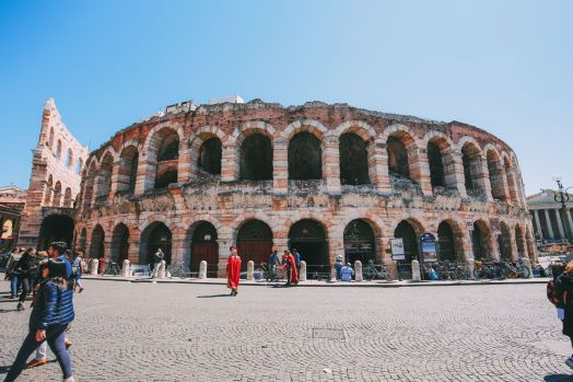 Arriving Into Fair Verona – The Italian Home Of Romeo And Juliet (8)