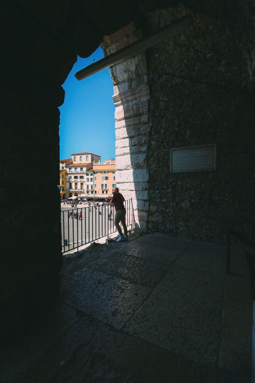 Piazza Bra And Arena di Verona... Italy (14)