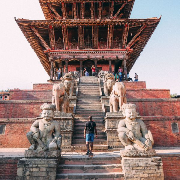 Photos And Postcards From Nepal... Chitwan, Kathmandu, Bhaktapur, Panauti, Pokhara, Tansen, Palpa, Lumbini (6)