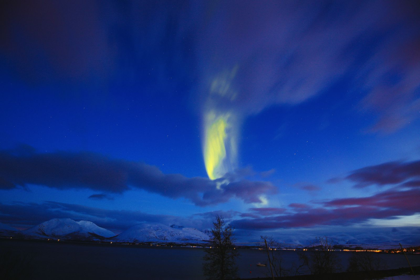 10 Of The Best Places In The World To See The Northern Lights! (3)