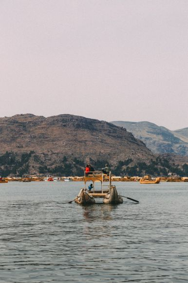 Exploring The Amazing Uros Floating Islands Of Lake Titicaca... In Peru (54)