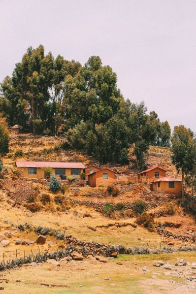 An Afternoon in Taquile Island, Peru (3)