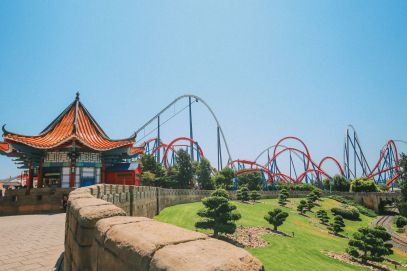In Search Of Sunshine And Adventure... In PortAventura, Spain (21)
