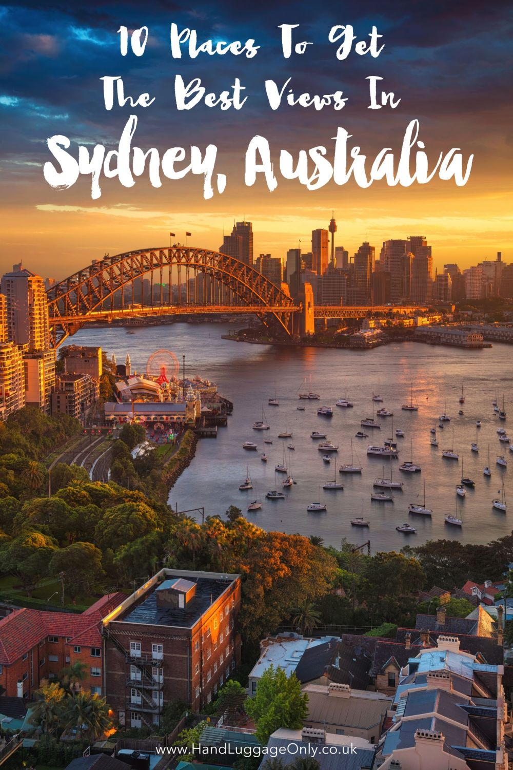 The 10 Places To Get The Best Views In Sydney, Australia (1)