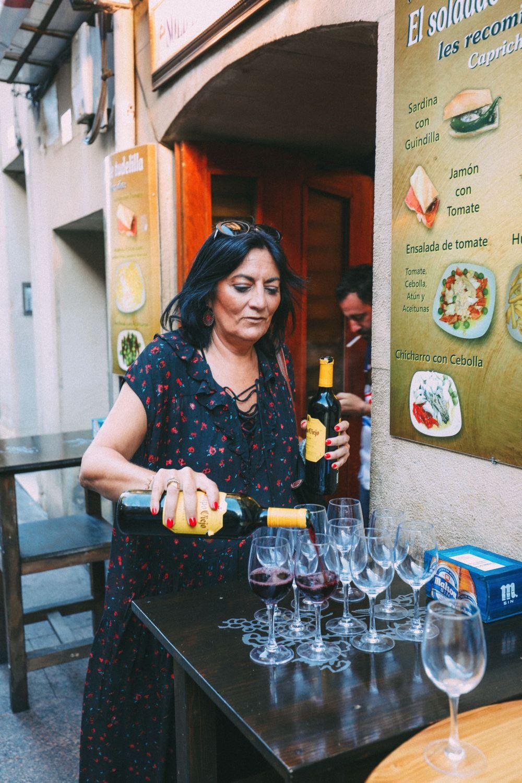 An Evening In Logrono, La Rioja - Spain's Beautiful Wine Region! (35)