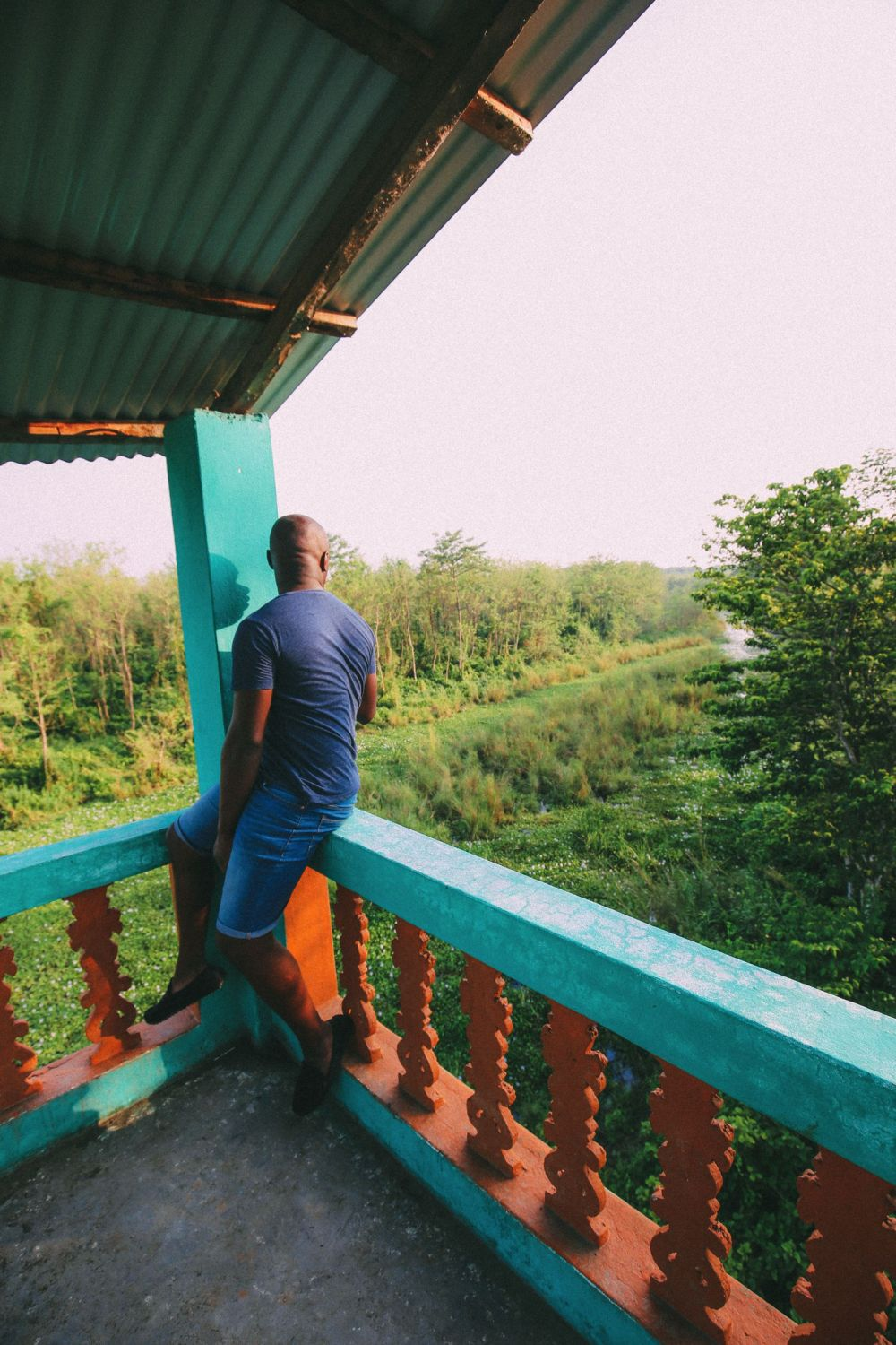 The Search For The One-Horned Rhino... In Chitwan, Nepal (43)