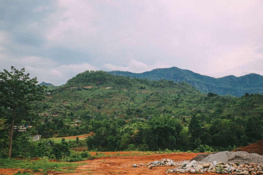 The Long Road From Pokhara To Kathmandu, Nepal (3)