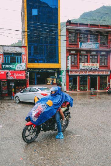 The Long Road From Pokhara To Kathmandu, Nepal (6)